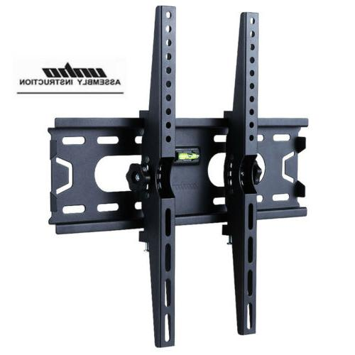 "Universal TV Wall Mount Bracket Frame Holder Hanger 26""~ 50"""