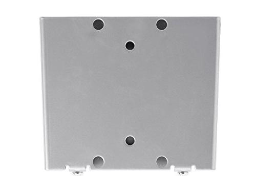 Monoprice Titan Series TV Wall for TVs 27in Max 66 lbs Up to 100x100