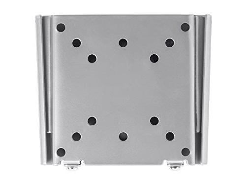 Monoprice Fixed TV Mount for TVs 13in 27in lbs Patterns Up to