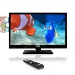 LED TV - HD Flat Screen TV with Built-in CD & DVD Player - 2