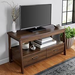 """Mainstays Logan TV Stand For Flat Screen TVs up to 47"""" and u"""
