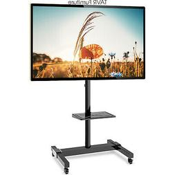 Mobile TV Stand for 32 37 43 47 50 55 60 65 70 Inch LCDLED F