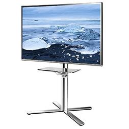 Fleximounts Stainless TV Stand for most 32-60 inch LCD LED P