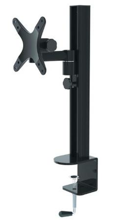 Arrowmounts Full-Motion Desktop Mount for 13 to 27-Inch Comp