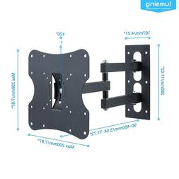 Full Motion TV Wall Mount Bracket Tilt swivel 20 22 23 24 26