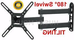Full Motion TV wall mount Tilt Bracket 24 27 32 39 40 Inch L