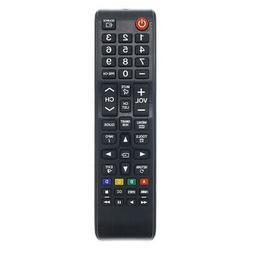 New Replacement Remote Control for Samsung UN50MU6070FXZA TV