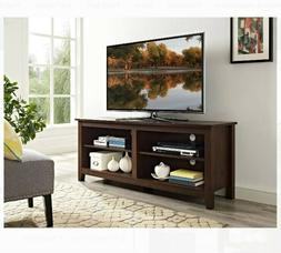 "New TV Stand Up To 64"" Flat Screen TV Home Entertainment Fur"