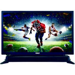 Naxa Ntd-2460 24 Inch Led Tv And Dvd Built In Sound Bar