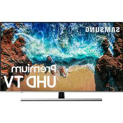 "Samsung UN55NU8000FXZA Flat 55"" 4K UHD 8 Series Smart LED TV"