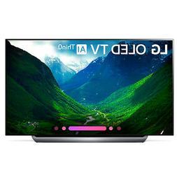 """LG OLED77C8PUA 77"""" Class C8 OLED 4K HDR AI Smart TV"""