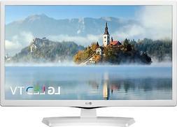 """Open-Box Excellent: LG - 24"""" Class  - LED - 720p - Smart - H"""
