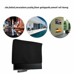 Outdoor TV Cover For Flat Screens - Weatherproof Television