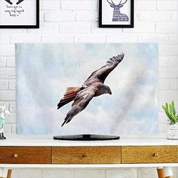 aolankaili Protect Your TV A Free Flying Bird of Prey Protec