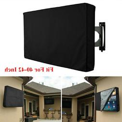 Protective Cover Outdoor Waterproof Television Protector 40""