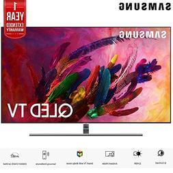 "Samsung 65"" Q7 QLED Smart 4K UHD TV 2018 Model  with 1 Year"