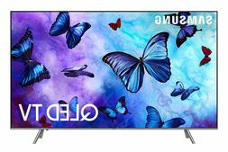 "Samsung QN55Q6F Flat 55"" QLED 4K UHD 6 Series Smart TV 201"
