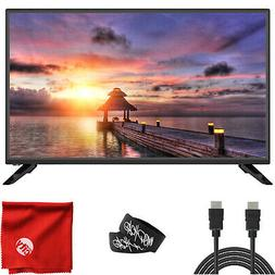 "Sansui S32P28N 32"" 720p HD DLED Smart TV Built-in HDMI, USB,"