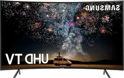 "Samsung Curved Smart TV 65"" 4K UHD  with HDR and Alexa Compa"