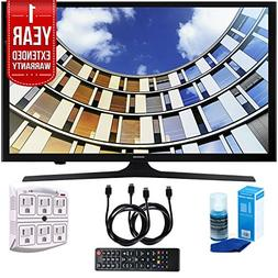 "Samsung UN43M5300AFXZA Flat 43"" LED 1920x1080p Smart TV  wit"