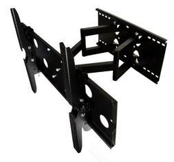 2xhome - Black, Full Motion Tilts&Swivels Plasma LCD LED HDT