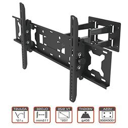 Smart TV Mount, Leve TV Wall Mount Articulating Supported Si