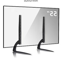 """Table Top TV Stand Base fits Most 32"""" - 55"""" LCD LED Flat Scr"""