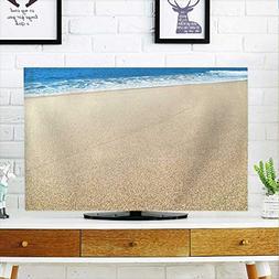 aolankaili Television Protector The Beach on The sea Televis