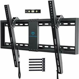 PERLESMITH Tilt Low Profile TV Wall Mount Bracket for Most 3