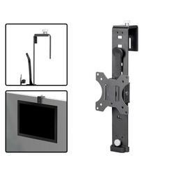 Tilt Rotate Height Adjustable Flat Screen TV Monitor Wall Mo
