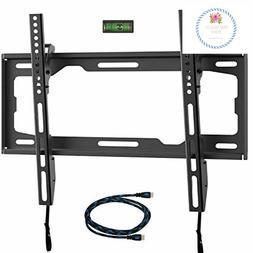 tilt tv wall mount bracket for most
