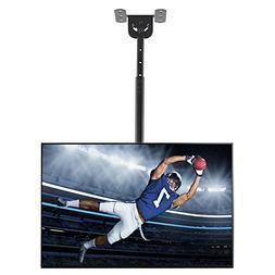 "TV Ceiling Mount Adjustable Fits most 23-42"" LCD LED OLED Pl"