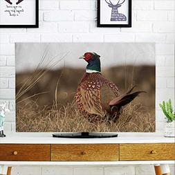 tv dust cover grass pheasant