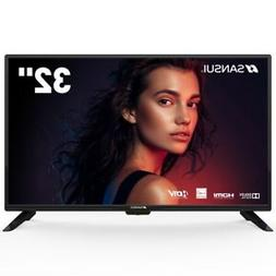 SANSUI TV LED Electronics Televisions 720p TV with Flat Scre
