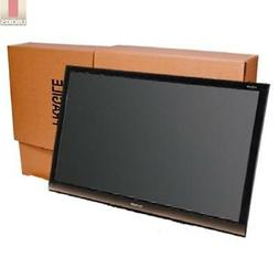 "Uboxes TV Moving Box Flat Screen Fits TV's 32"" To 70"" Adjust"