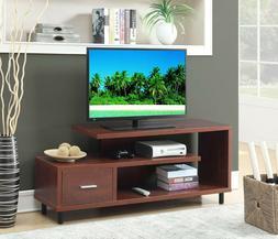 TV Stand 60 inch Flat Screen Console Home Furniture Entertai