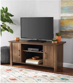 TV Stand Console Entertainment Media for Flat Screen TVs up