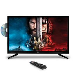 "Pyle 32"" 1080p LED TV, Multimedia Disc Player, Ultra HD TV,"