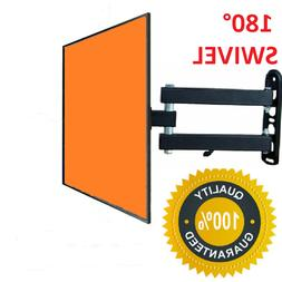 "TV WALL MOUNT 32 - 47""  FULL MOTION TILT SWIVEL 180° LED LC"