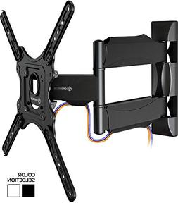 "ONKRON TV Wall Mount Bracket Full Motion 32"" – 55 Inch LCD"
