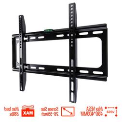 """Fixed Slim TV Wall Mount Bracket For 25""""-60"""" Inch Flat Scree"""
