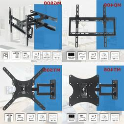 TV Wall Mount Bracket Full Motion LED LCD Flat Screen Tilt S