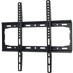 TV Wall Mount Bracket Low-Profile Fixed for Flat Screen 26""