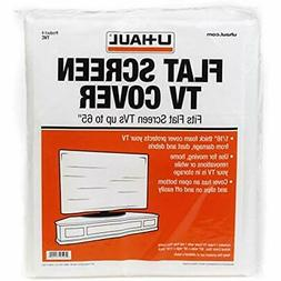 "U-Haul Flat Screen TV Cover Fits Screens Up To 65"" 36&rdquo"