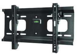 Black Adjustable Tilt/Tilting Wall Mount Bracket for TCL Rok