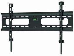 Ultra-Slim Black Flat/Fixed Wall Mount Bracket for Samsung U