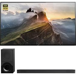 "Sony 65"" 4K Ultra HD Smart Bravia OLED TV 2017  with Sony 2."