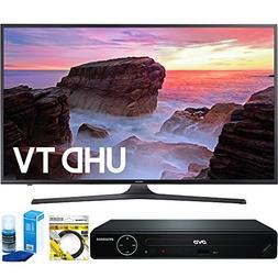 "Samsung UN40MU6300FXZA 40"" 4K Ultra HD Smart LED TV  with HD"