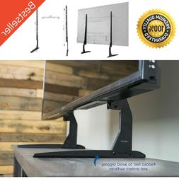 universal flat tv table stand