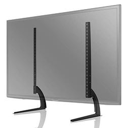 """Universal LCD Flat Screen TV Table Top Stand 